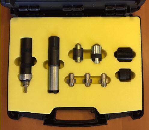 Wheel Lug Lock Buster parts